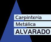 Carpintería Metálica Alvarado Logo